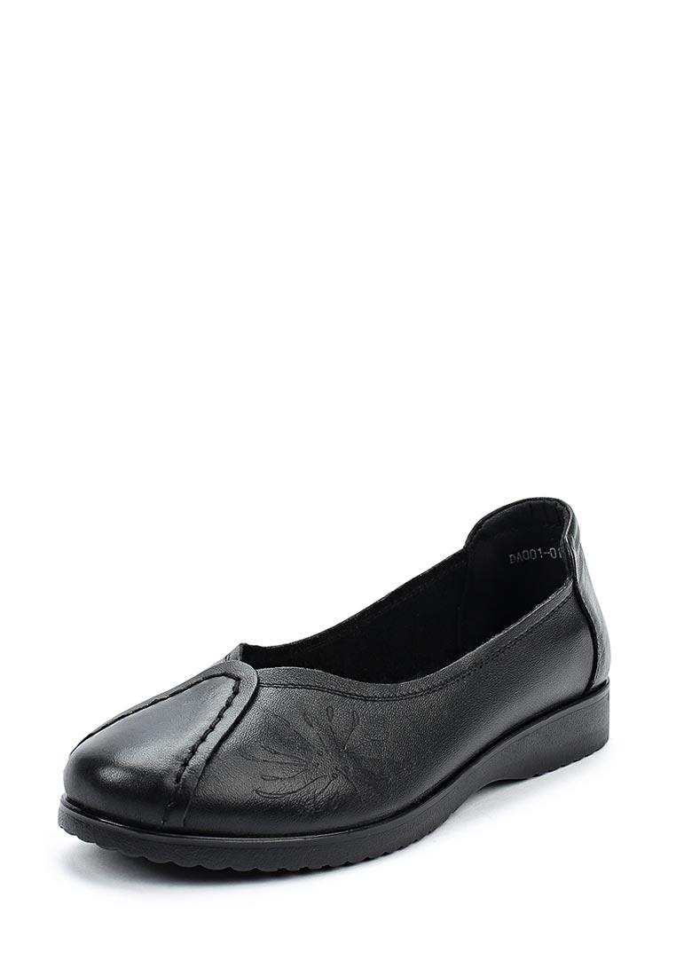 Женские туфли Baden DA001-011