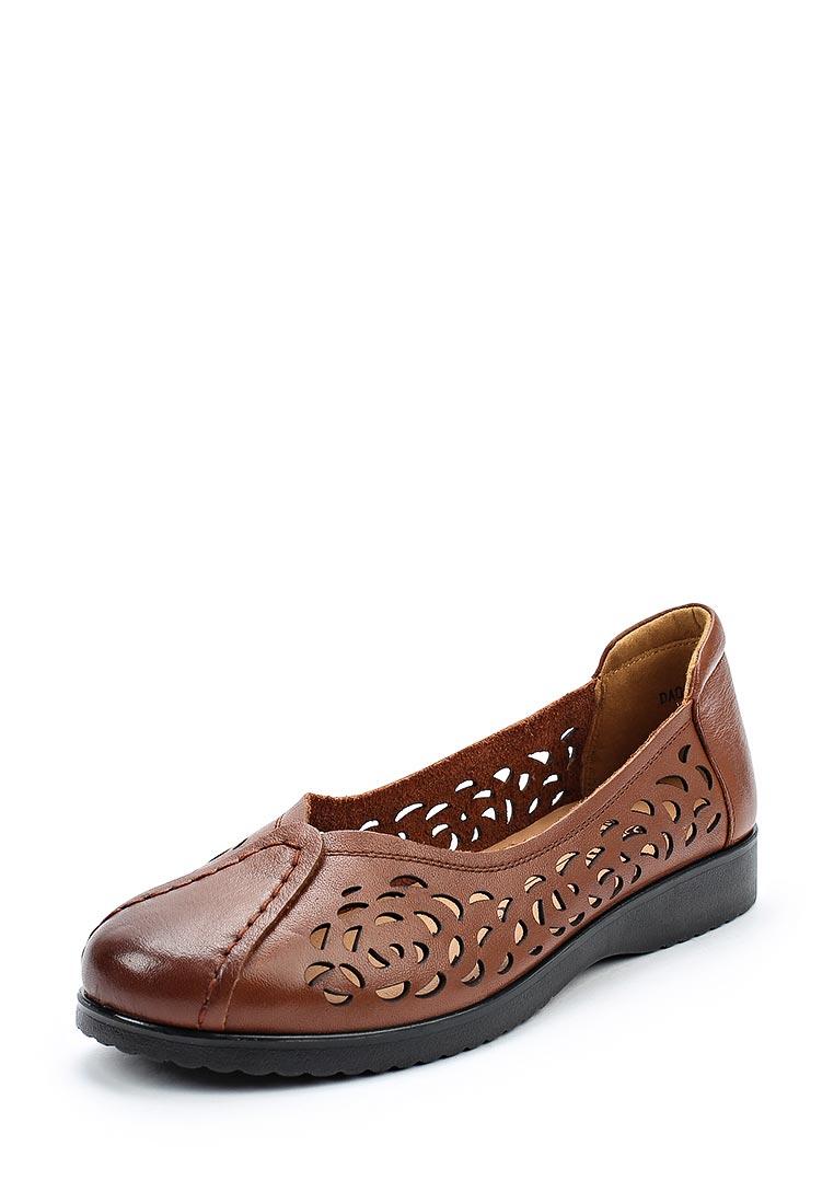 Женские туфли Baden DA001-021