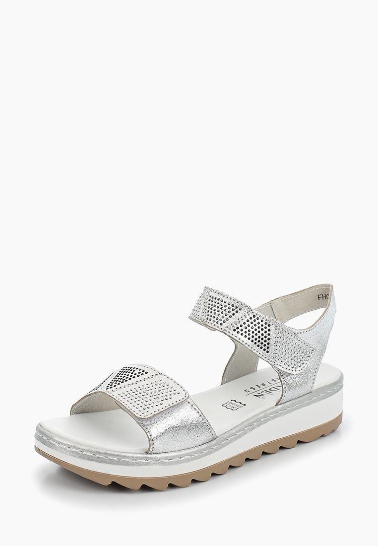 Женские сандалии Baden FH026-040