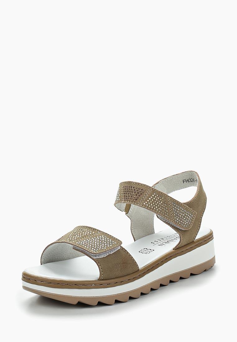 Женские сандалии Baden FH026-041