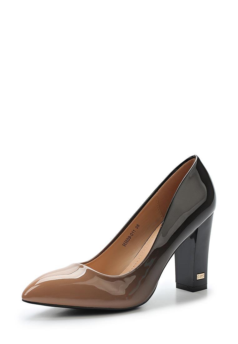 Женские туфли Baden HH009-011