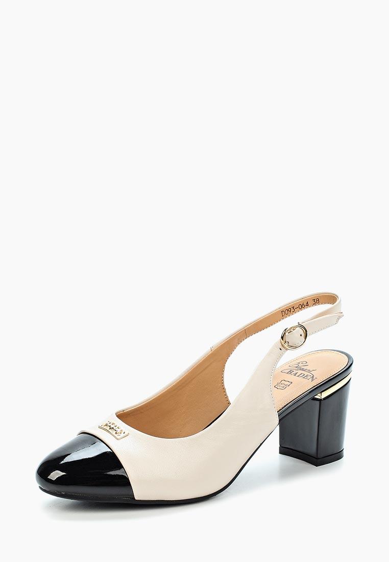Женские туфли Baden D093-064