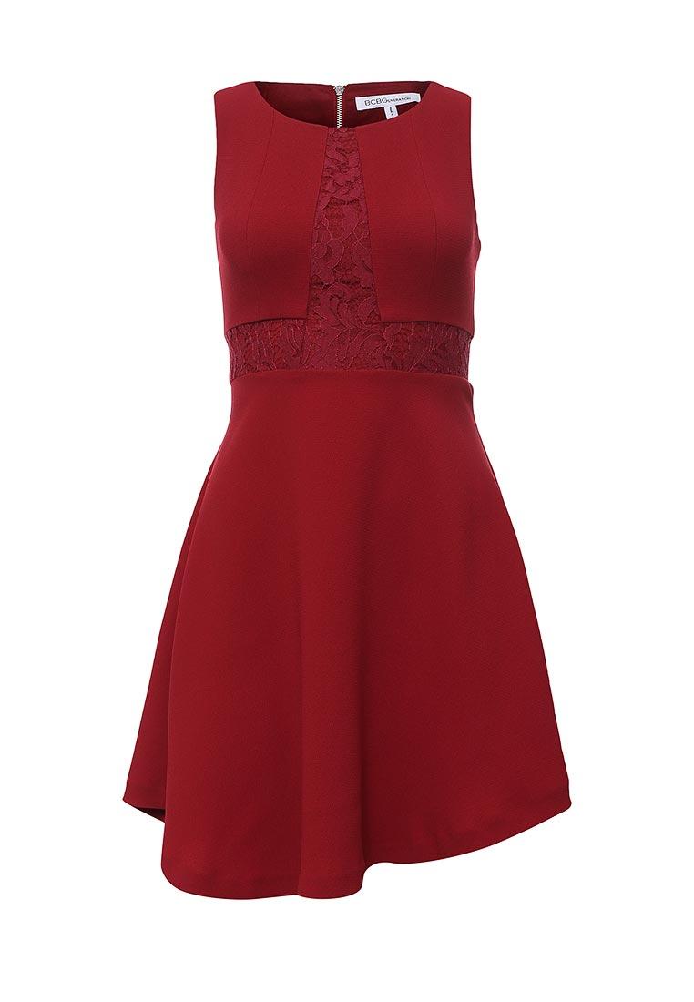 Платье-мини BCBGeneration (БСБ Дженерейшн) GEF68G56