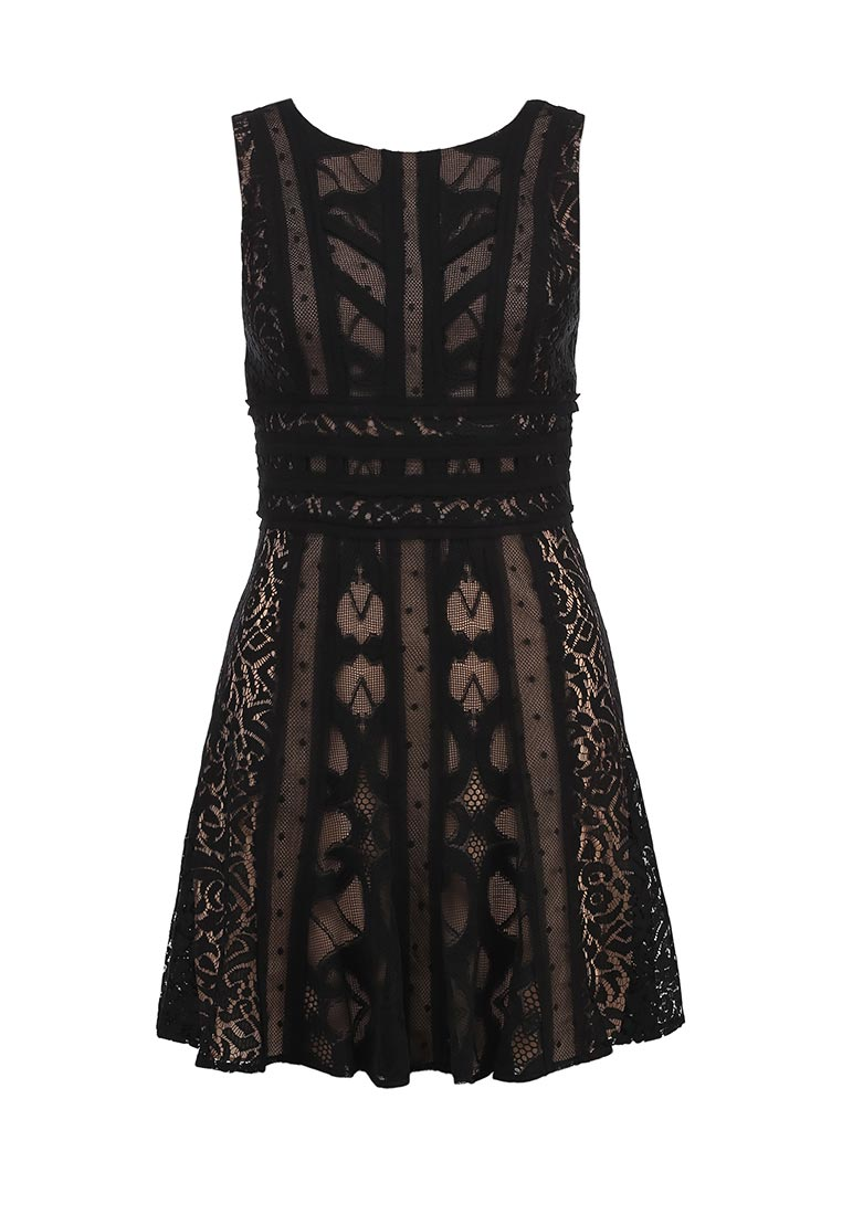 Платье-мини BCBGMAXAZRIA NTC66B39
