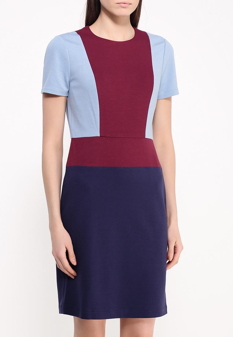 Платье-миди BCBGMAXAZRIA ONW63G44: изображение 3
