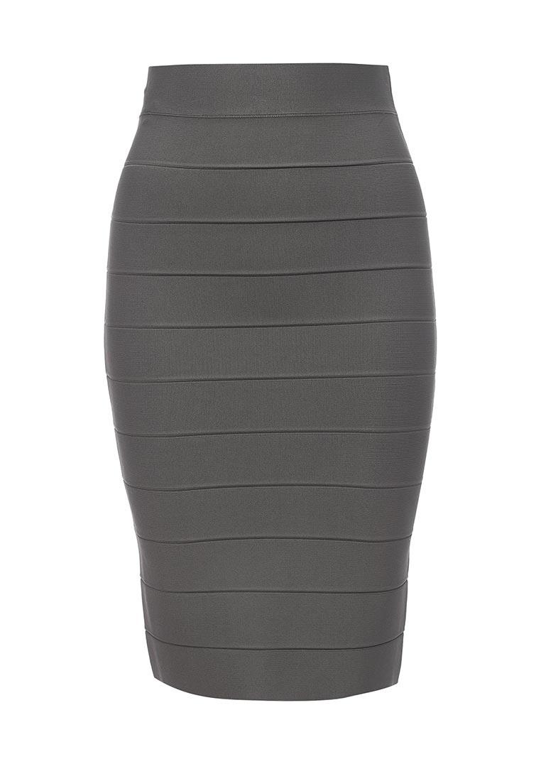 Миди-юбка BCBGMAXAZRIA LHL3C615: изображение 1