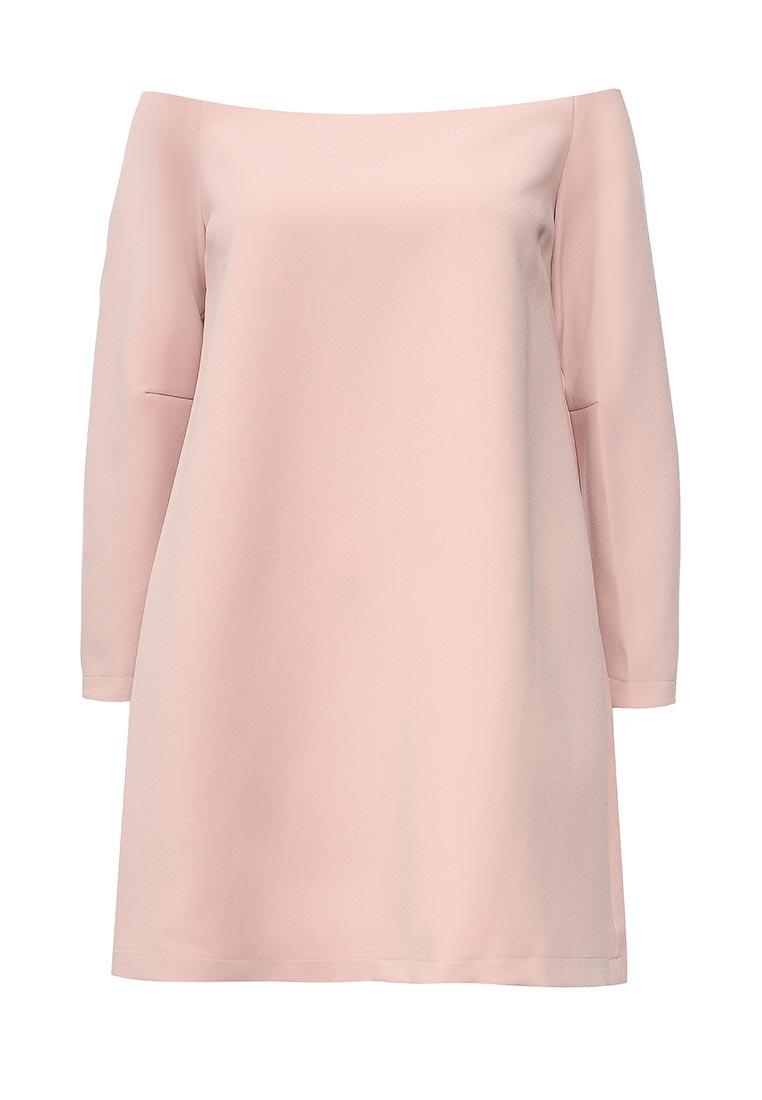 Платье-миди BCBGMAXAZRIA BYM64K86