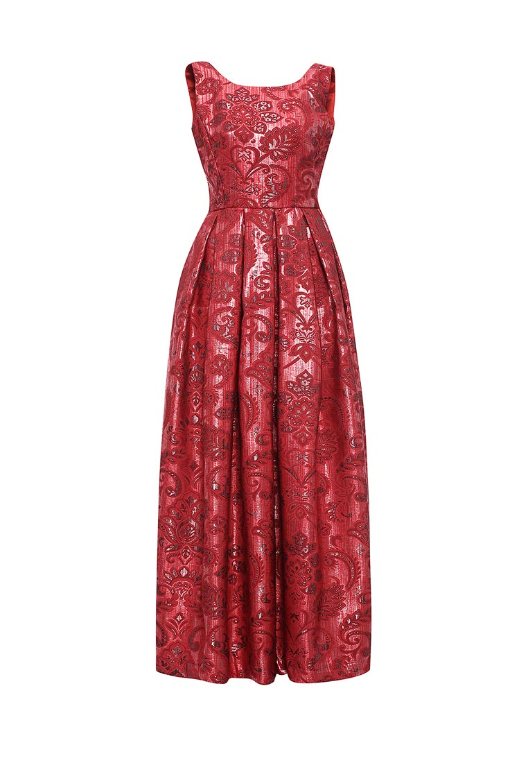 Платье-макси Be In Пл 19хх-134х: изображение 5
