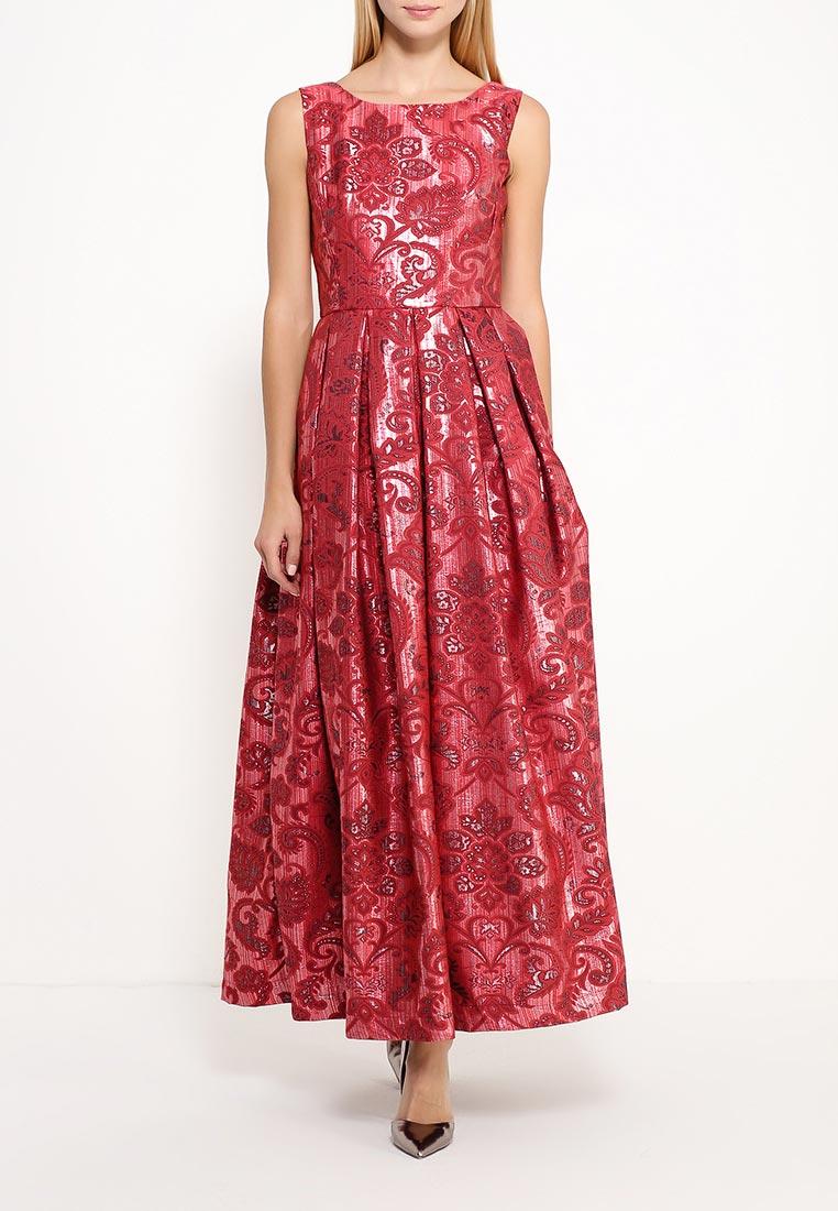 Платье-макси Be In Пл 19хх-134х: изображение 6