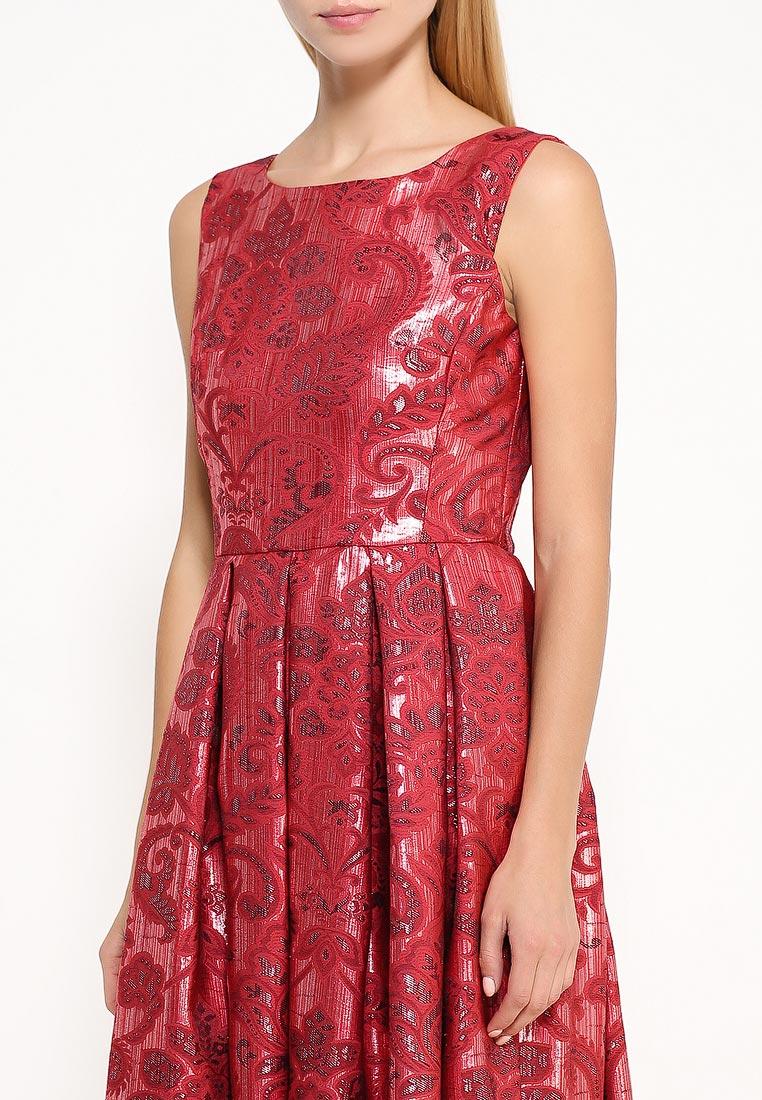 Платье-макси Be In Пл 19хх-134х: изображение 8