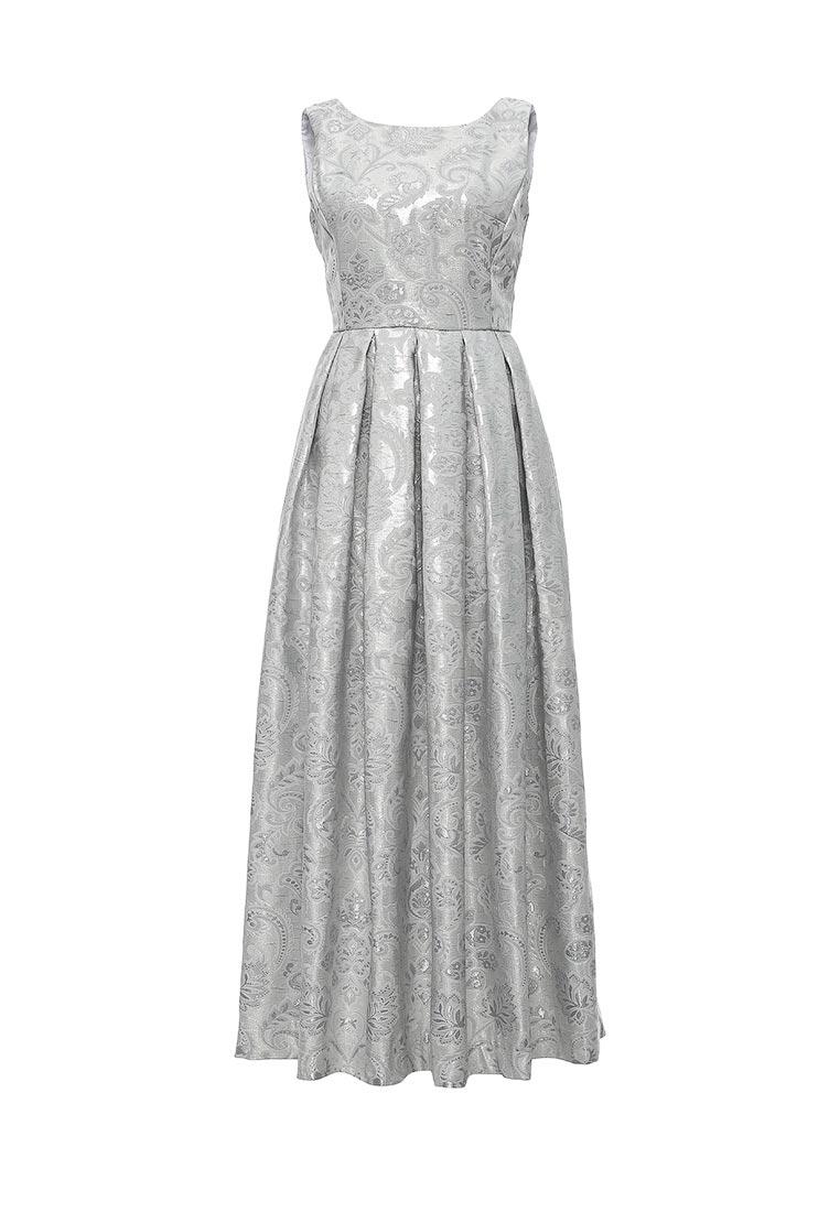 Платье-макси Be In Пл 19хх-134хх: изображение 5