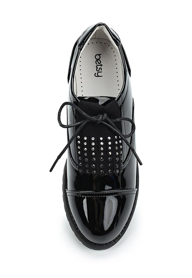Ботинки для девочек Betsy (Бетси) 978403/02-01: изображение 4