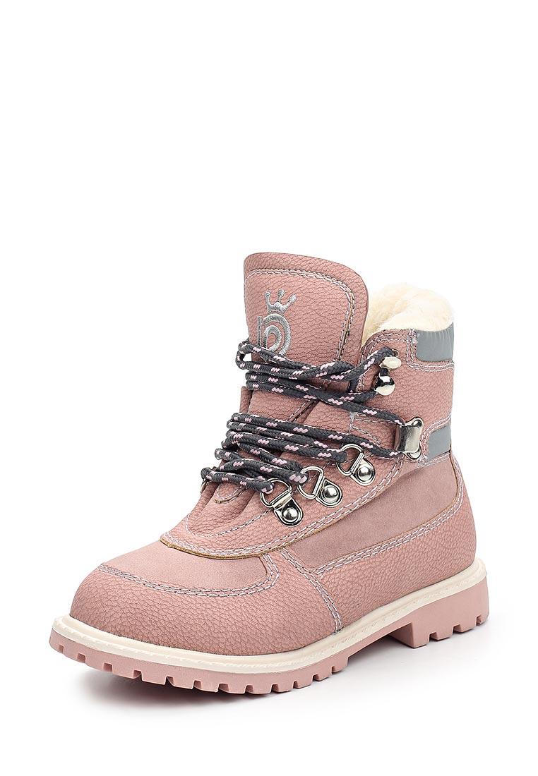 Ботинки для девочек Betsy (Бетси) 978509/01-05