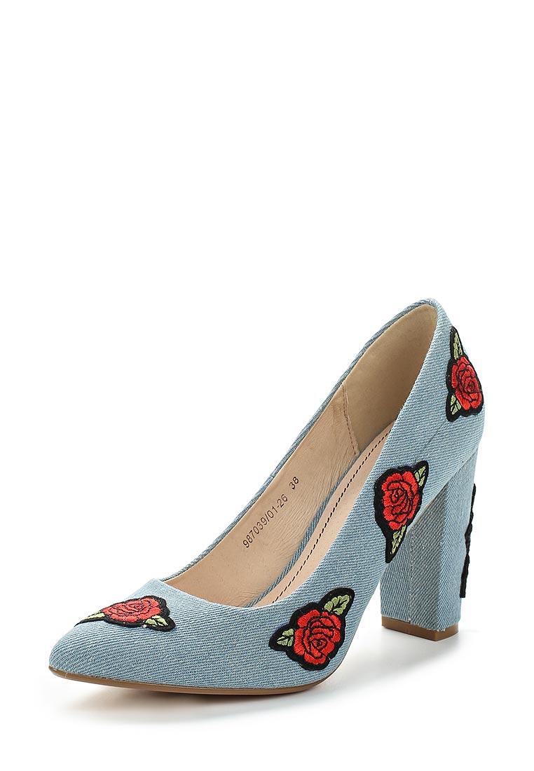 Женские туфли Betsy (Бетси) 987039/01-26