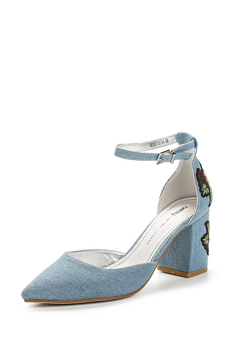 Женские туфли Betsy (Бетси) 987065/06-04