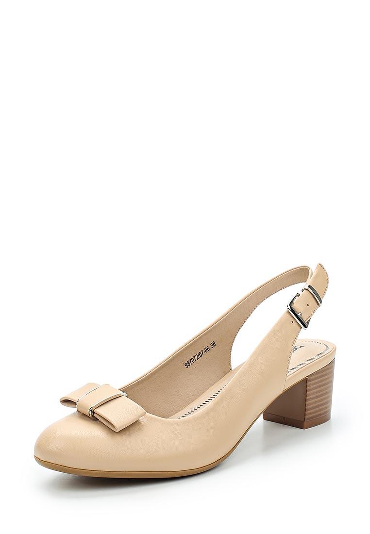 Женские туфли Betsy (Бетси) 987072/07-06