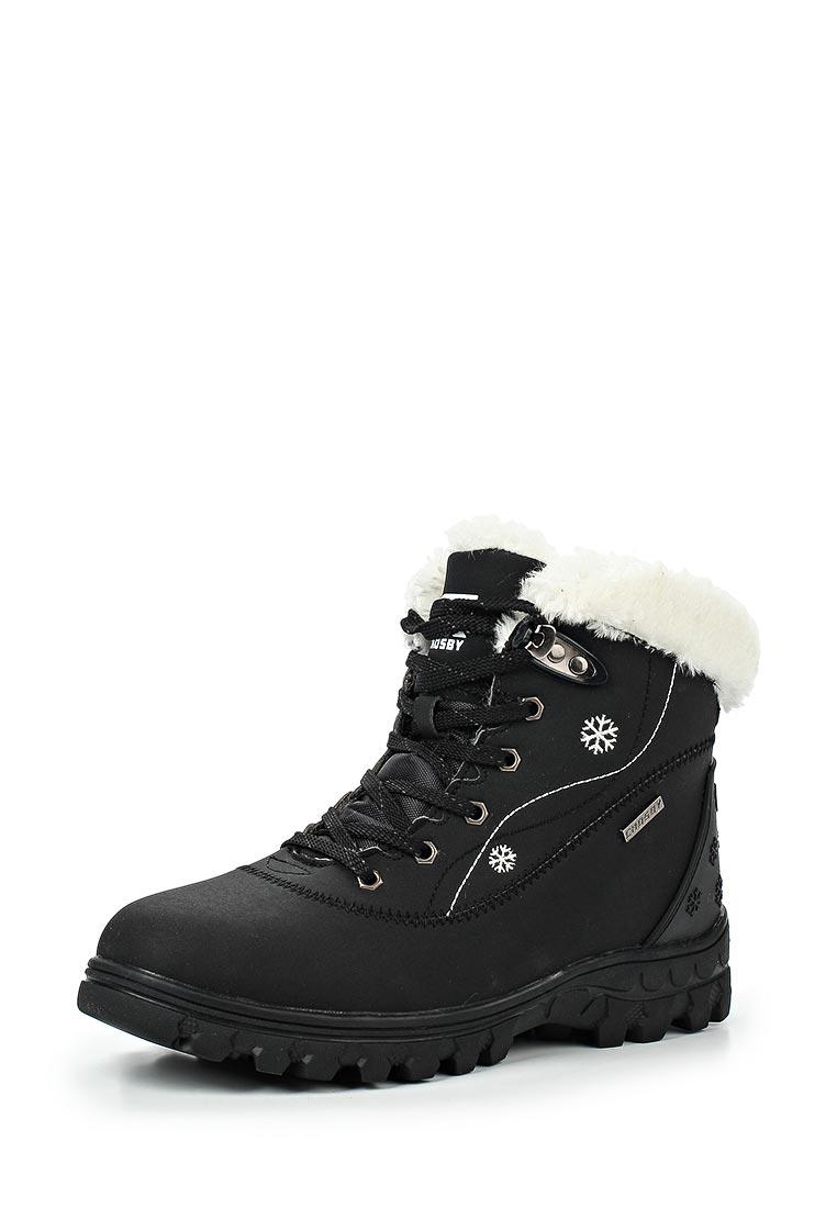 Женские ботинки CROSBY 458303/01-01