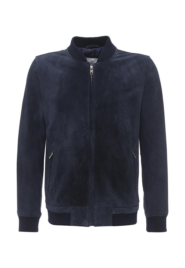Кожаная куртка Bellfield B PLATO N