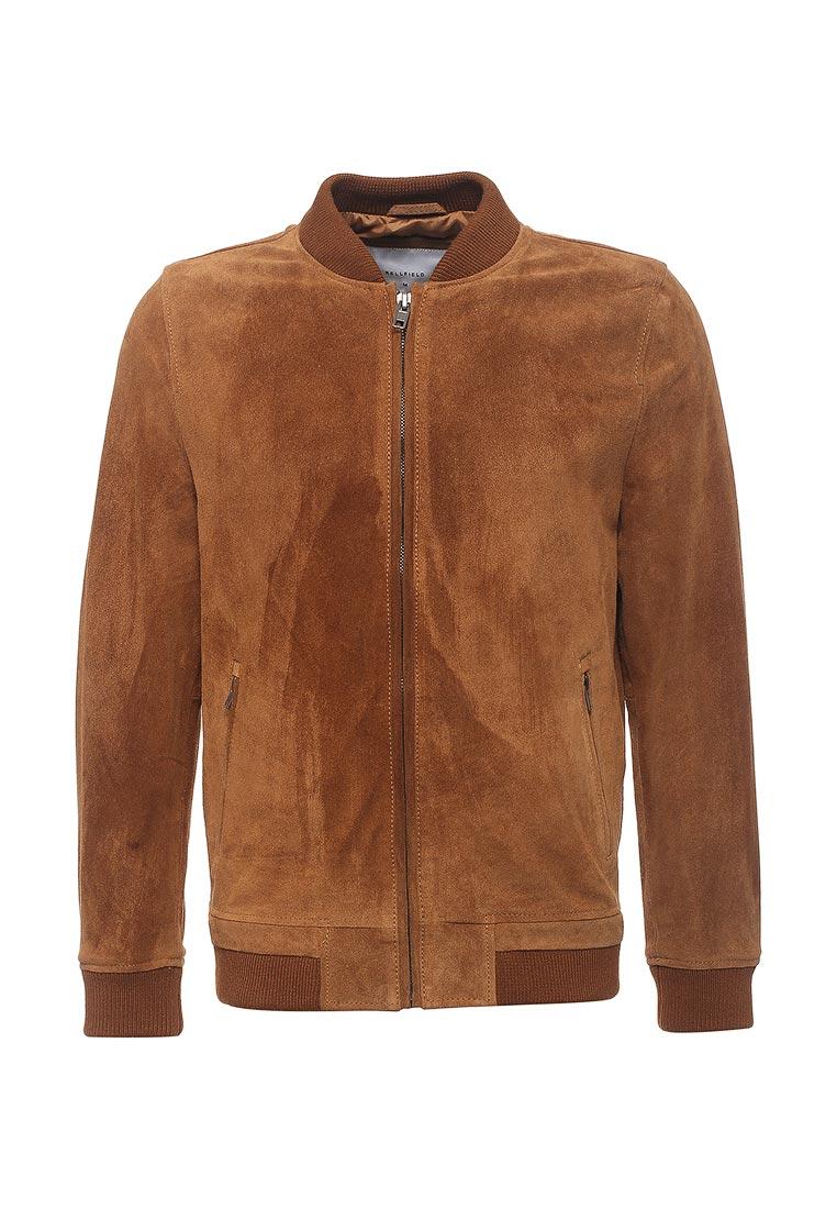 Кожаная куртка Bellfield B PLATO T