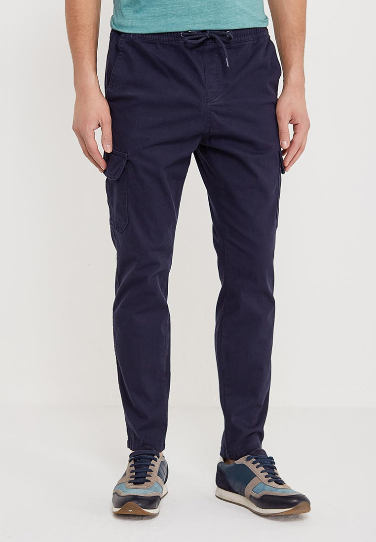 Мужские зауженные брюки Befree (Бифри) 819218706