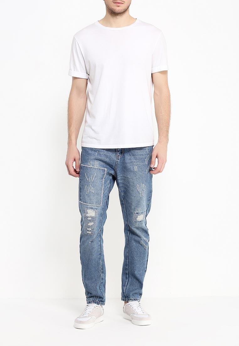 Зауженные джинсы Befree (Бифри) 639827711: изображение 6
