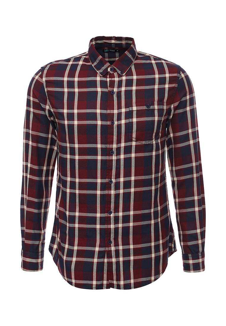Рубашка с длинным рукавом Befree (Бифри) 639830305: изображение 5