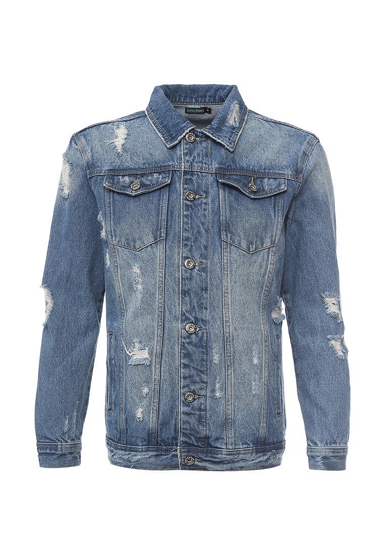 Джинсовая куртка Befree (Бифри) 729400108