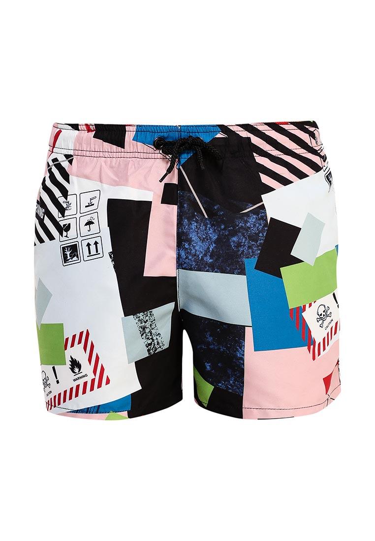 Мужские шорты для плавания Befree (Бифри) 729516731