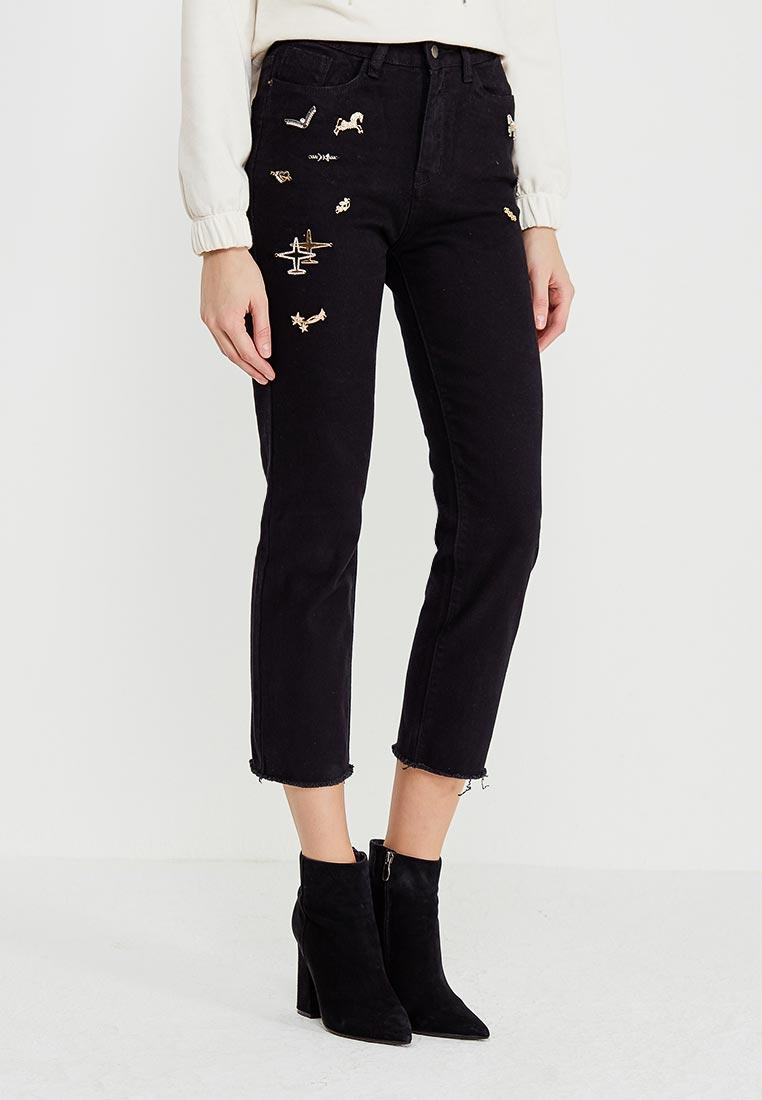 Прямые джинсы Befree (Бифри) 1811195737