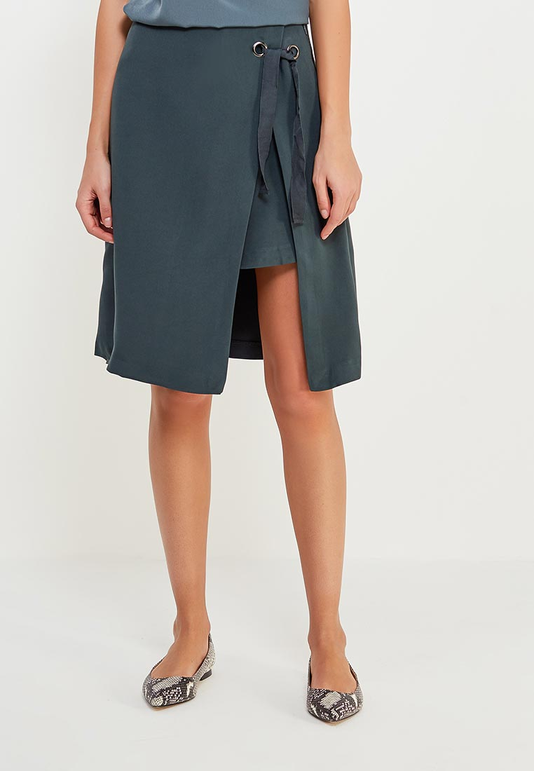 Прямая юбка Befree (Бифри) 1811260230
