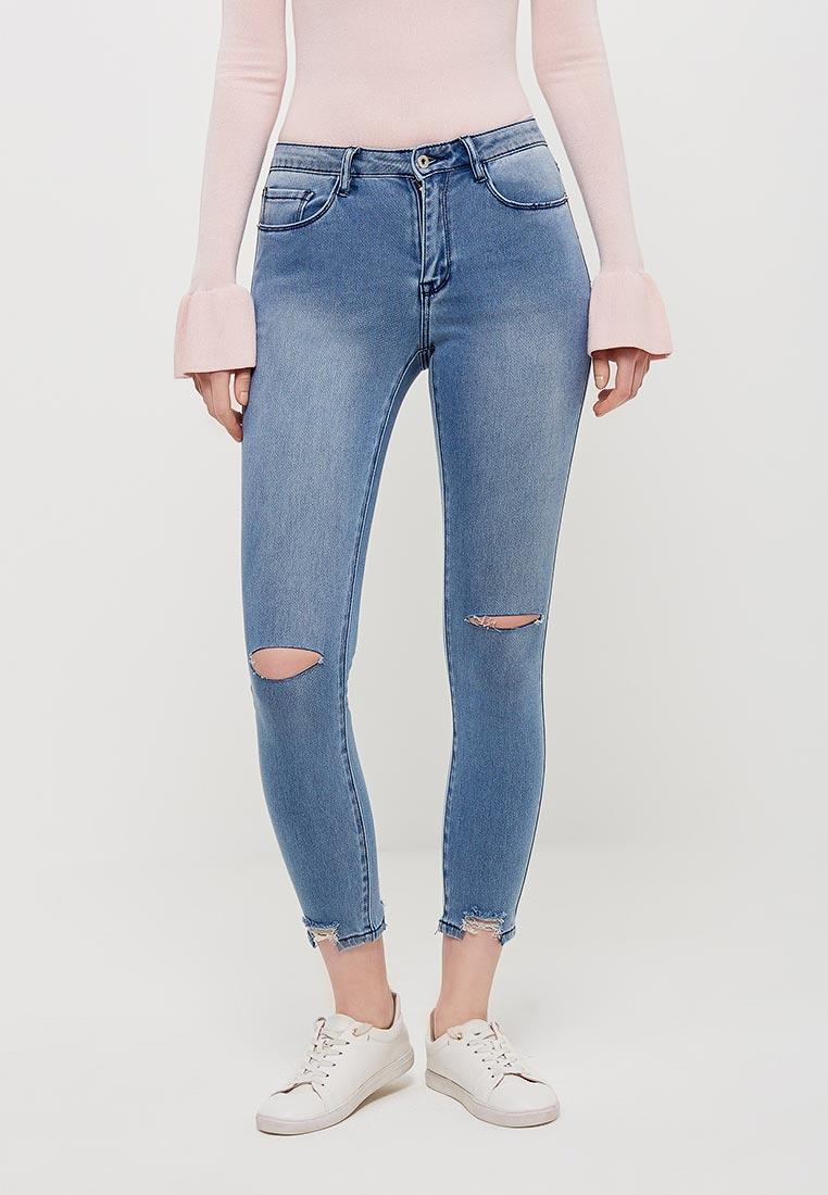 Зауженные джинсы Befree (Бифри) 1811303749