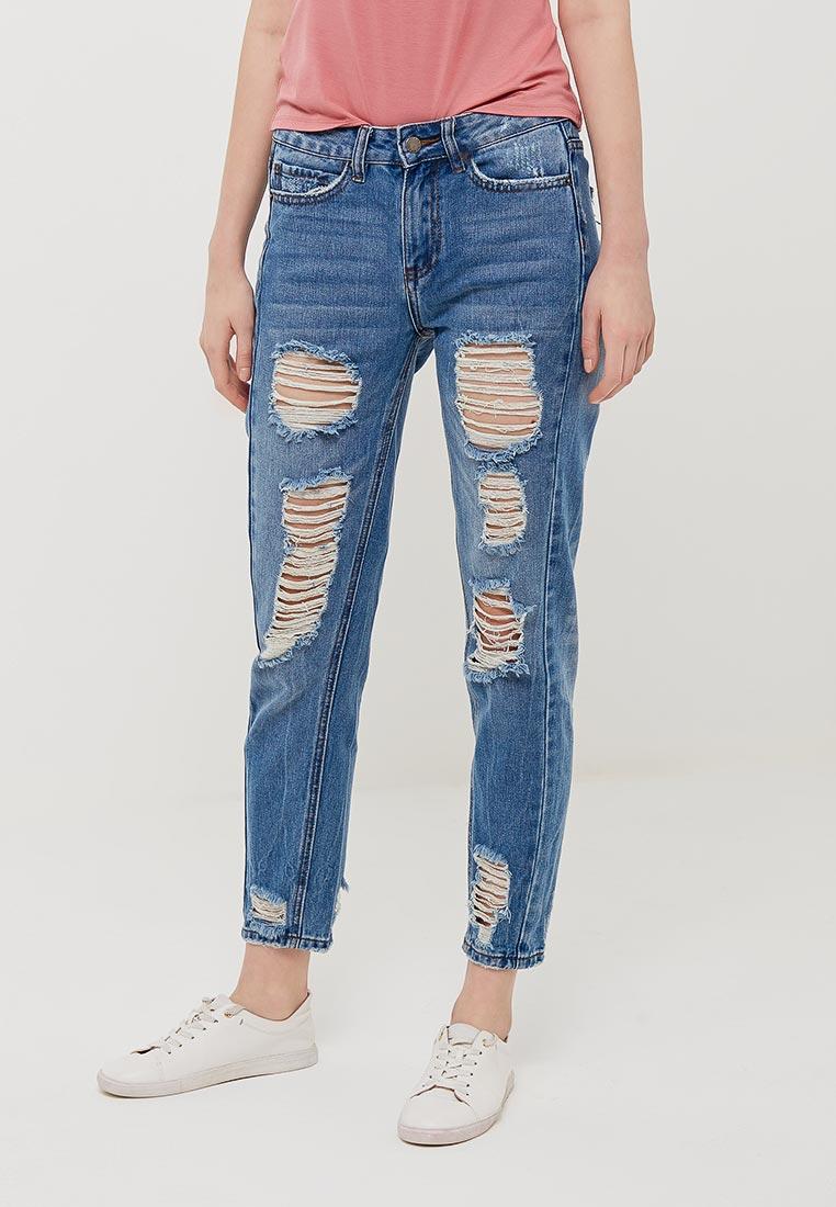 Зауженные джинсы Befree (Бифри) 1811319760