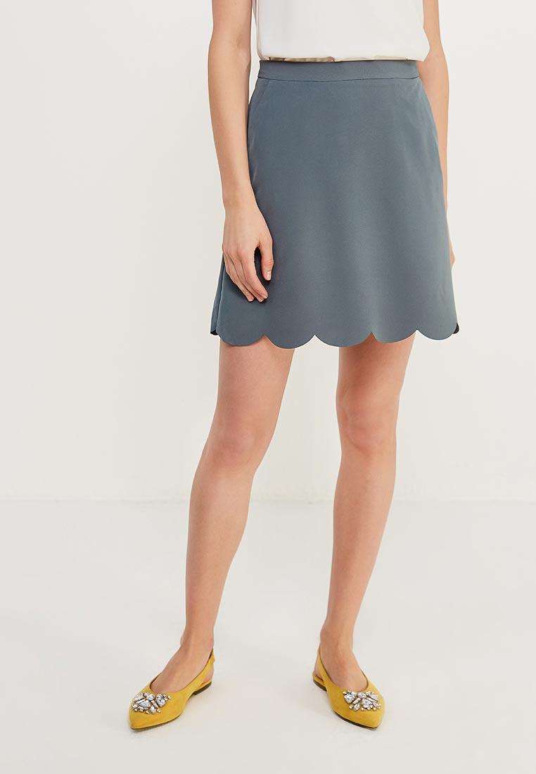 Прямая юбка Befree (Бифри) 1811339225