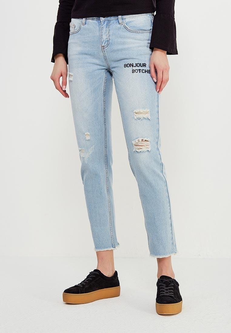 Зауженные джинсы Befree (Бифри) 1811419709