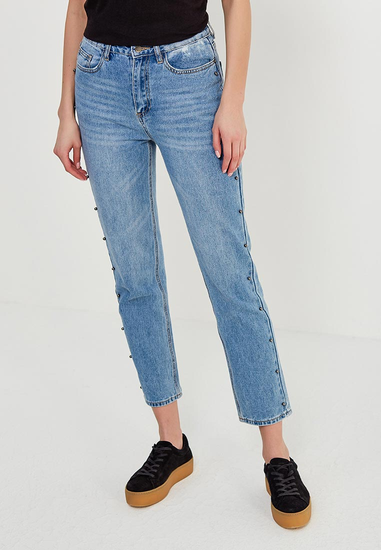 Прямые джинсы Befree (Бифри) 1811420737