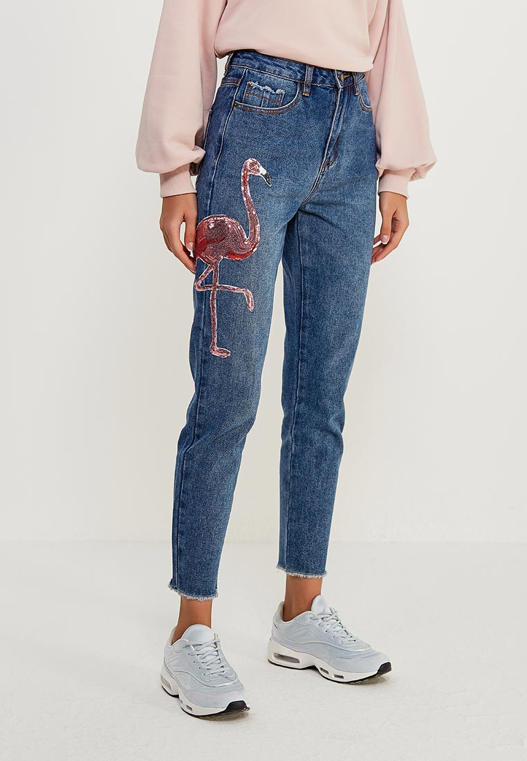 Зауженные джинсы Befree (Бифри) 1811421711
