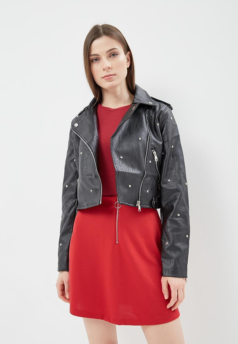 Кожаная куртка Befree (Бифри) 1811491144