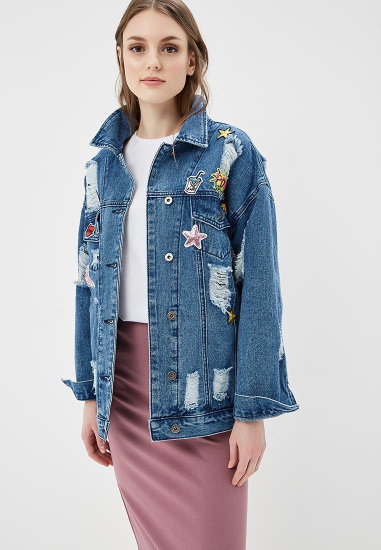 Джинсовая куртка Befree (Бифри) 1821046631