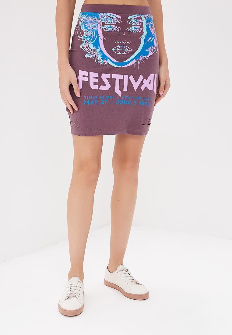 Узкая юбка Befree (Бифри) 1821302223