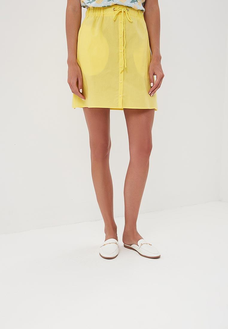 Прямая юбка Befree (Бифри) 1821320225