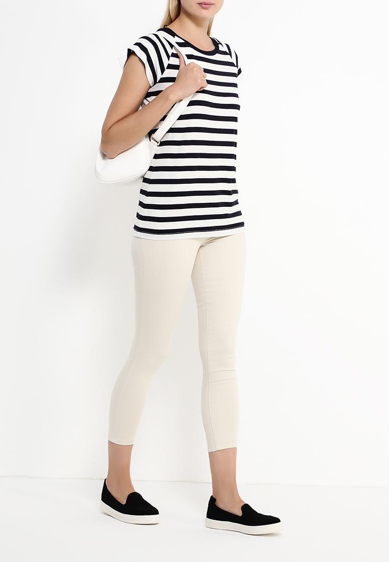 Женские зауженные брюки Befree (Бифри) 1631001702: изображение 6