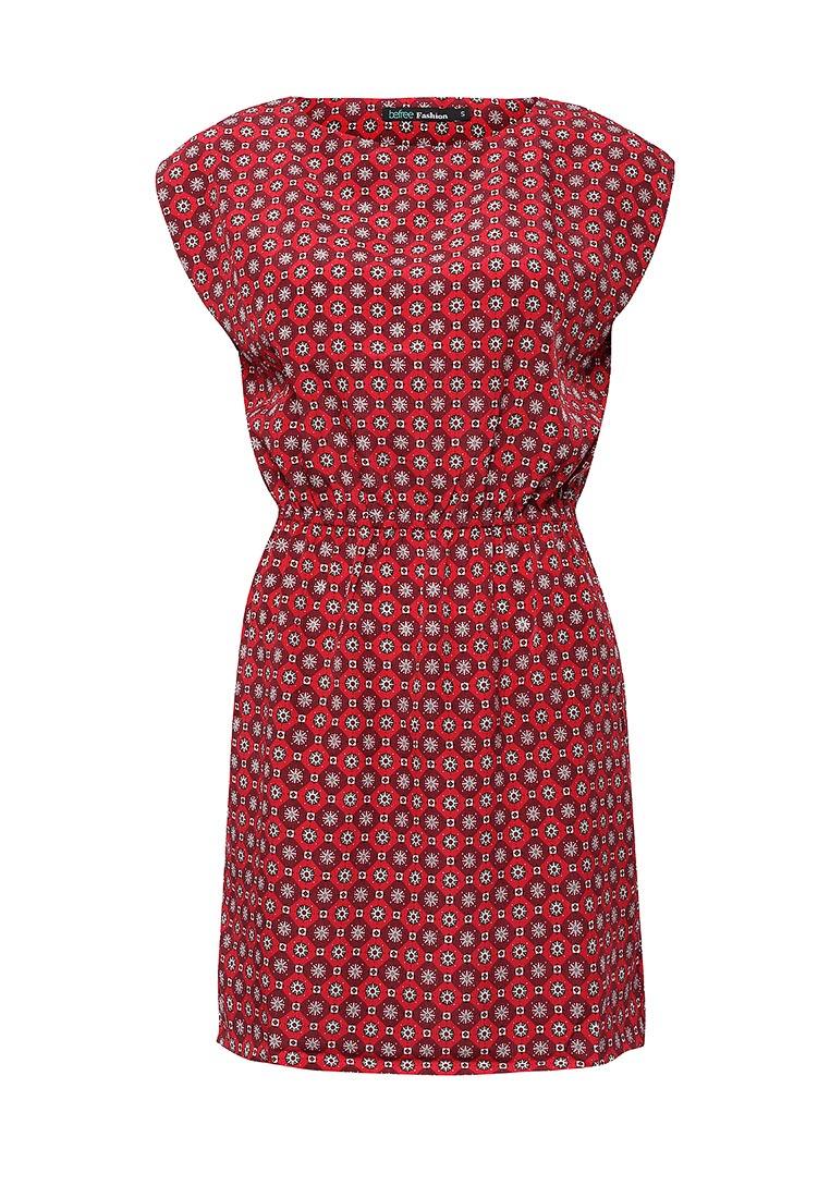 Платье-мини Befree (Бифри) 1631148547: изображение 1