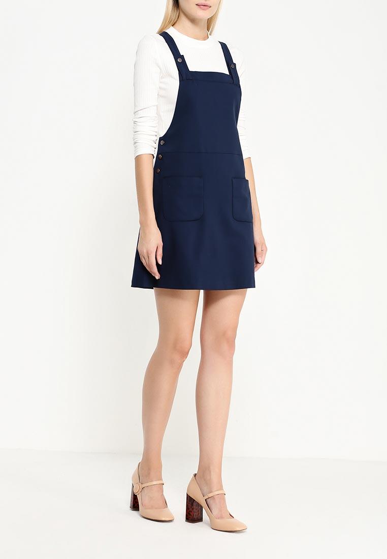 Повседневное платье Befree (Бифри) 1631150549: изображение 6