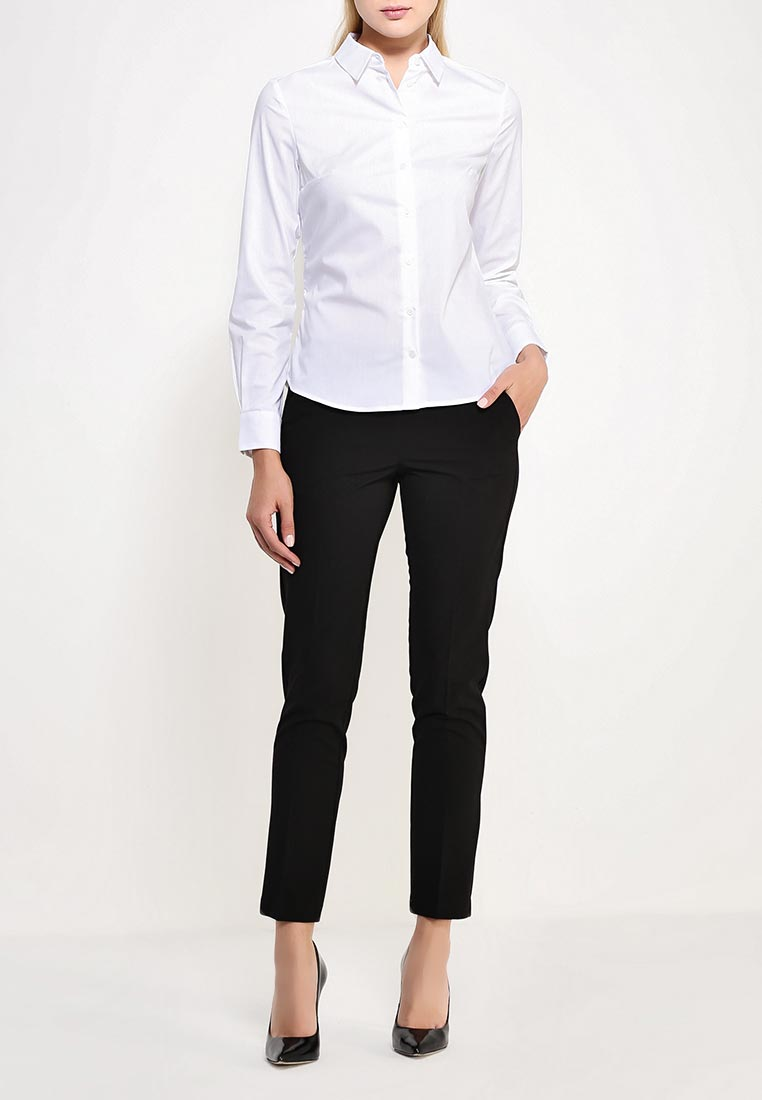 Женские классические брюки Befree (Бифри) 1631163729: изображение 6