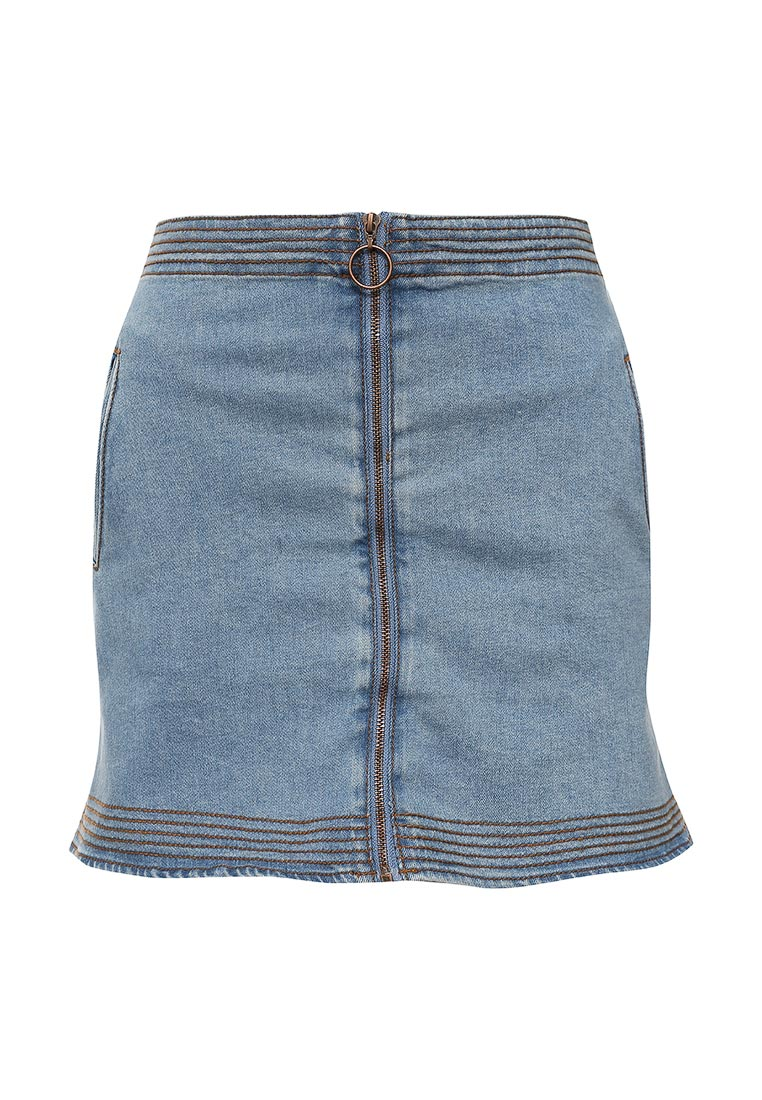 Прямая юбка Befree (Бифри) 1631349211: изображение 1