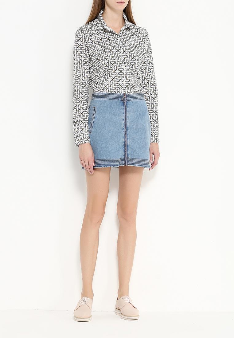 Прямая юбка Befree (Бифри) 1631349211: изображение 2