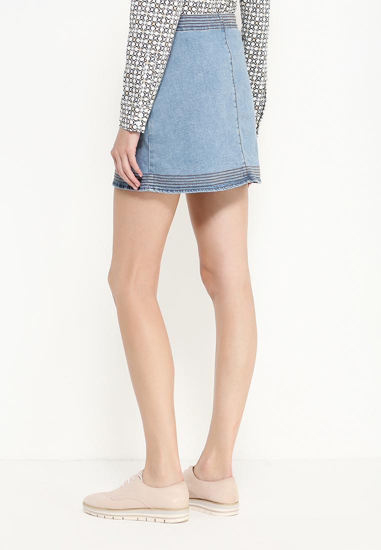 Прямая юбка Befree (Бифри) 1631349211: изображение 4