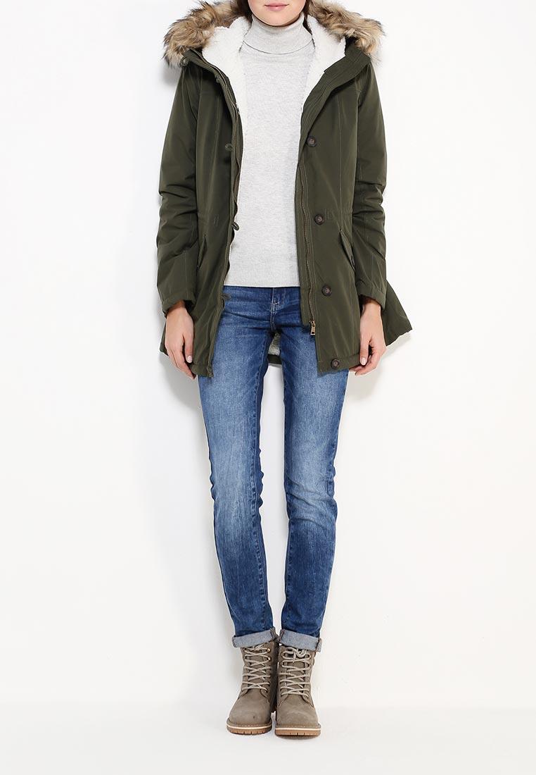Утепленная куртка Befree (Бифри) 1631226102: изображение 6