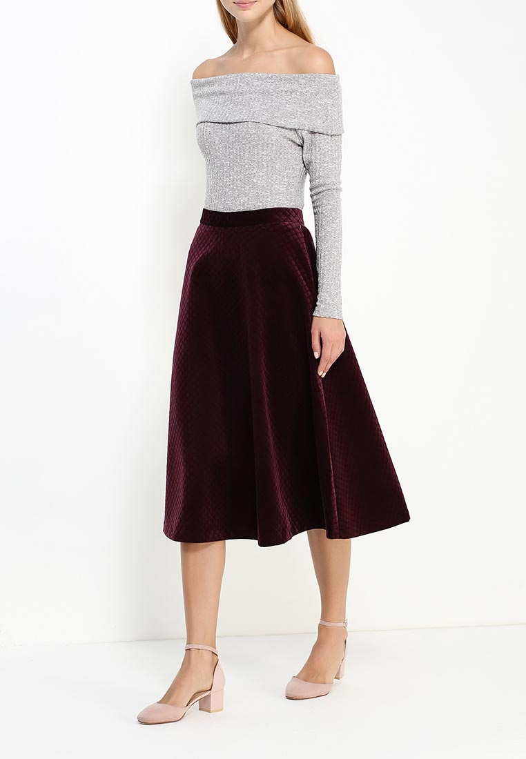 Широкая юбка Befree (Бифри) 1631249222: изображение 6