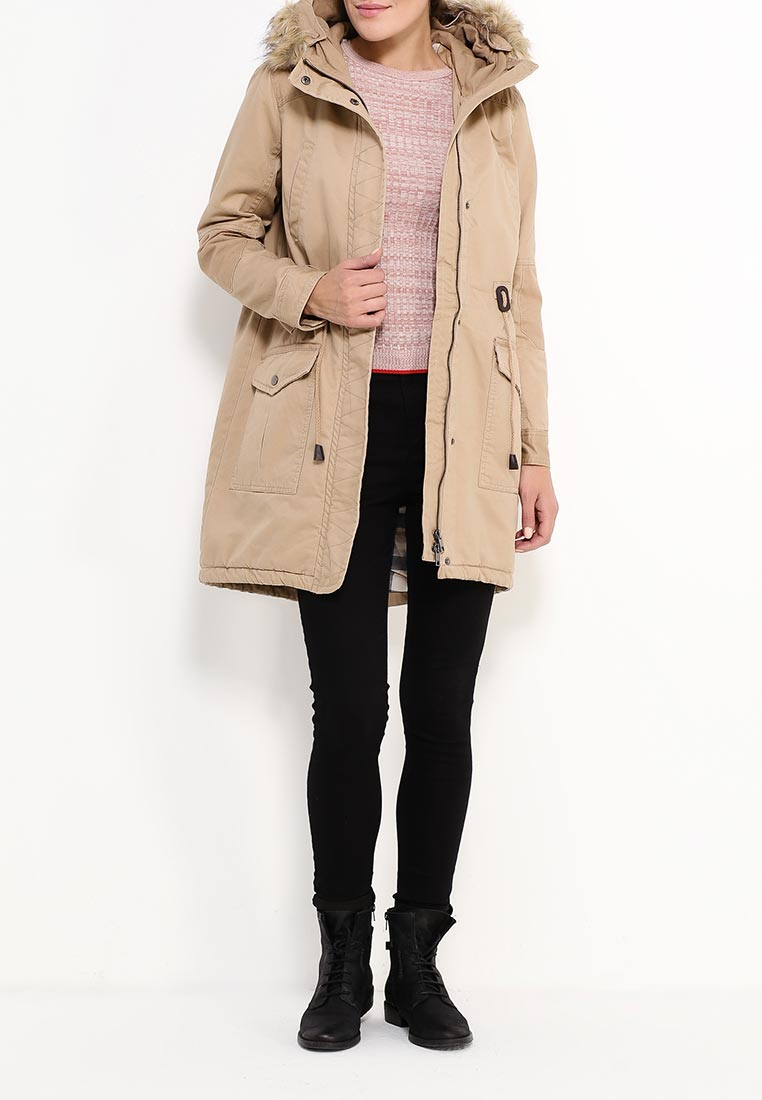 Утепленная куртка Befree (Бифри) 1631322126: изображение 6